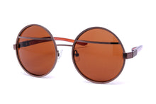 Petra Round Strikeout Sunglasses