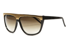 Starlight Oversized Flat Top Wayfarer Sunglasses