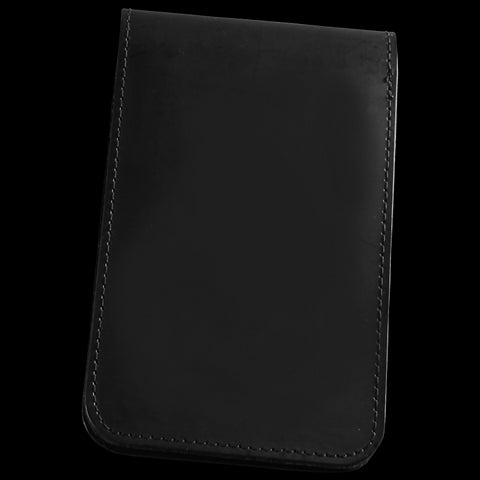 "Leather Bifold for 3""x5"" Notepad"