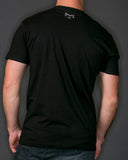 Monogram | Black T-Shirt - Shirts - 2