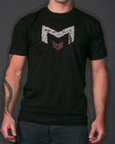 Monogram | Black T-Shirt - Shirts - 1