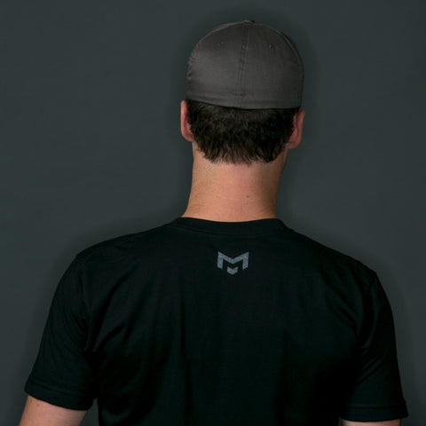 Monogram | Dark Grey Hat | S/M