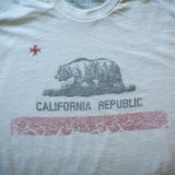 California Wildland | White T-Shirt - Shirts - 4
