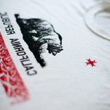 California Wildland | White T-Shirt - Shirts - 6