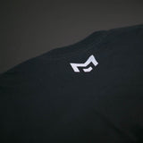 Moth | Black T-Shirt | Women's - Shirts - 4