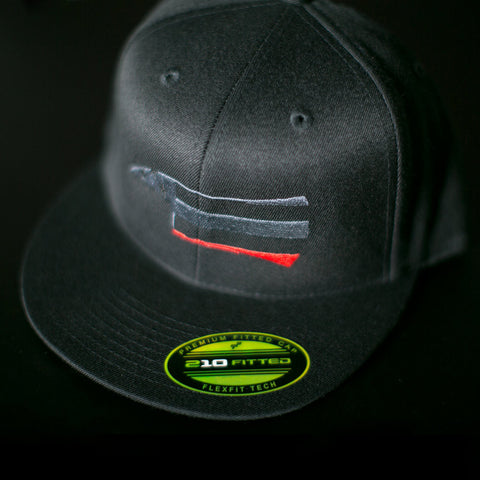 Axehead | Black Hat | 210 Fitted | S/M
