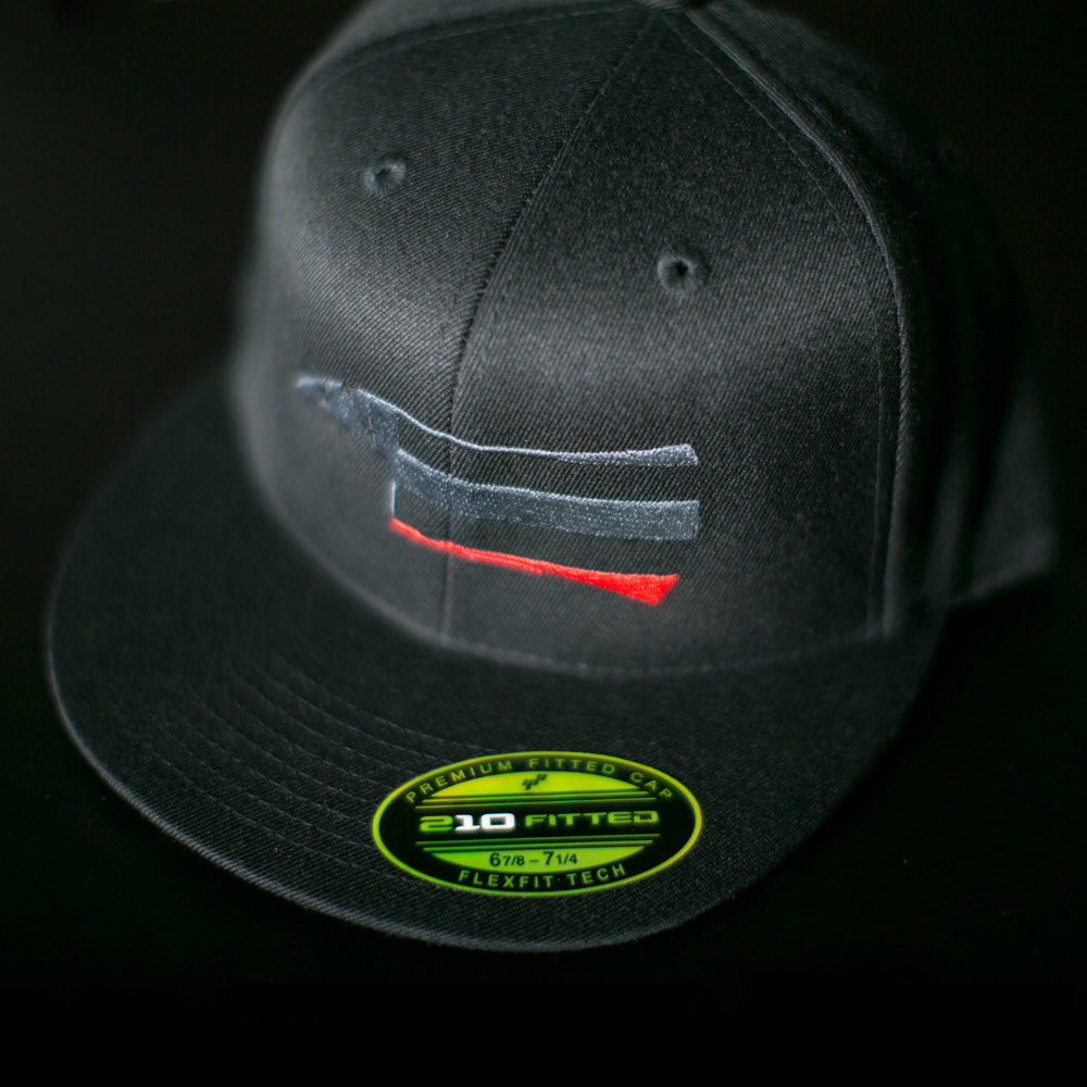 Axehead | Black Hat | 210 Fitted | S/M -  - 1