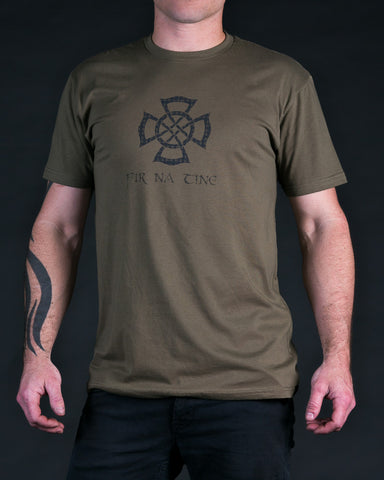 Icovellavna | Military Green T-Shirt