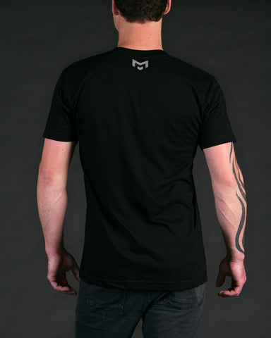 Icovellavna | Black T-Shirt