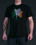 Shamrock | Black T-Shirt - Shirts - 1