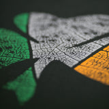 Shamrock | Black T-Shirt - Shirts - 5