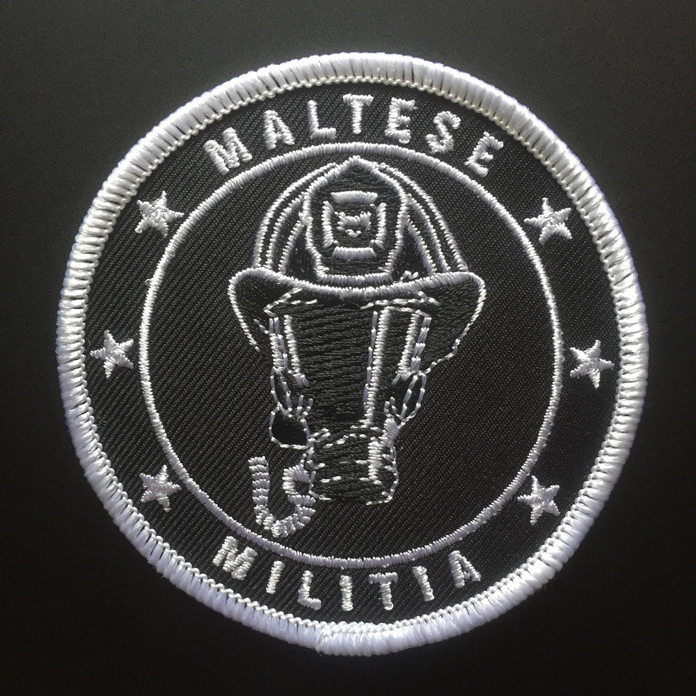 "Mask Patch - 3"" -"
