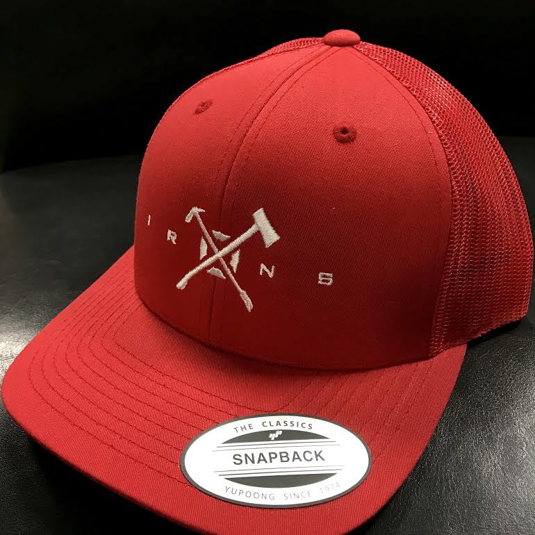 Keys to the City | Red Snapback -