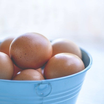 Can eating raw eggs cause eczema?