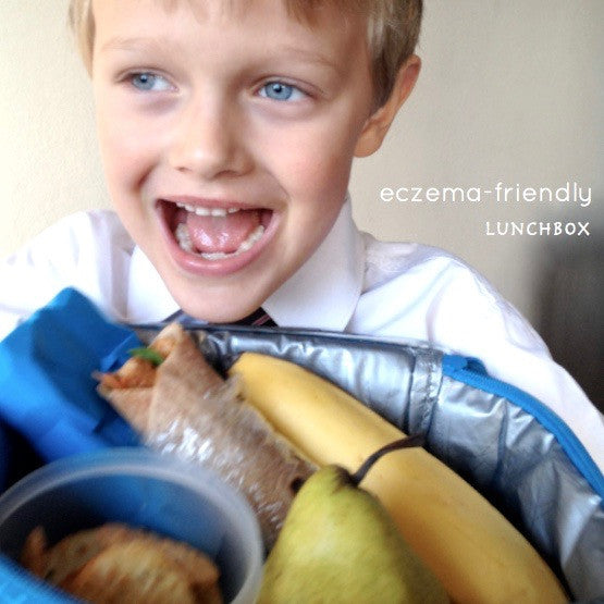 Top 5 Lunchbox Foods to Avoid if you have Eczema