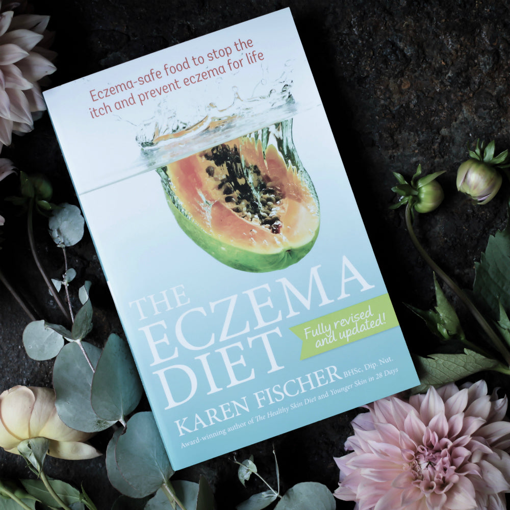 Eczema-safe food to stop the itch and prevent eczema for life