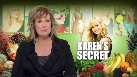 Karen Fischer interview about the healthy skin diet