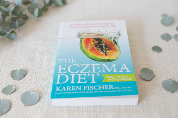 Buy the eczema diet book
