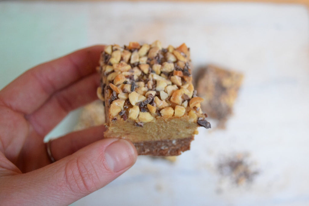 Protein Slice At HEalth Australia