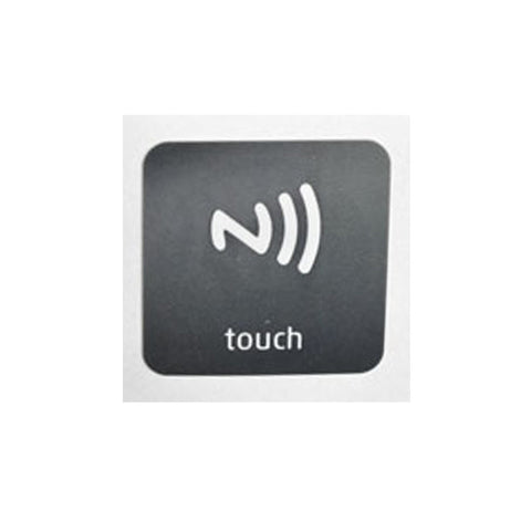 N Touch Dark Grey 29mm NFC Tags