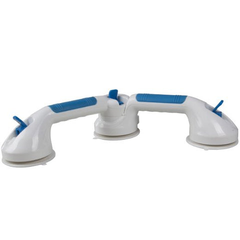 180 degree suction grip grab bar