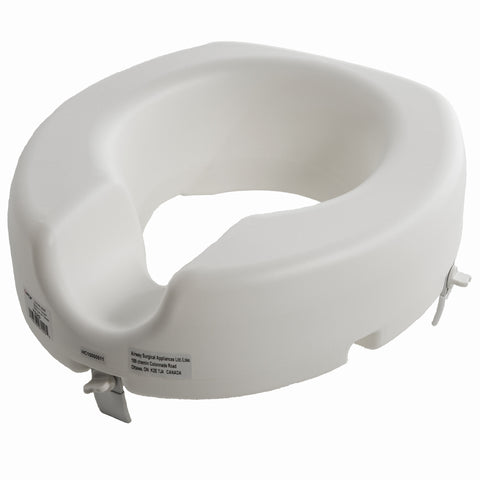 Universal Toilet Seat Riser (5 Inches)