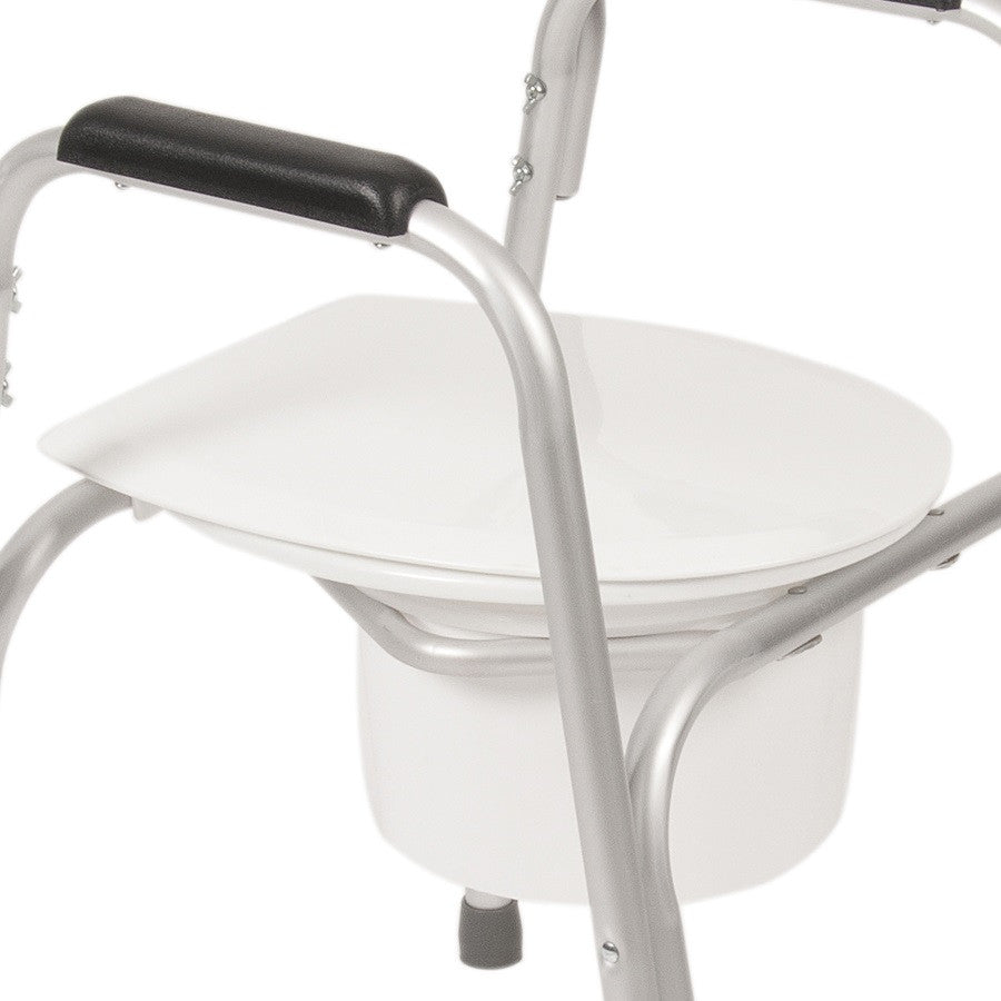 Commode Seat & Lid Replacement - Free Shipping - Home Medical Supply