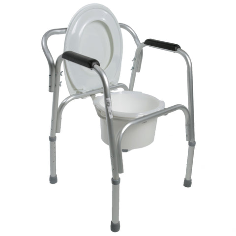 Lightweight Bedside Commode