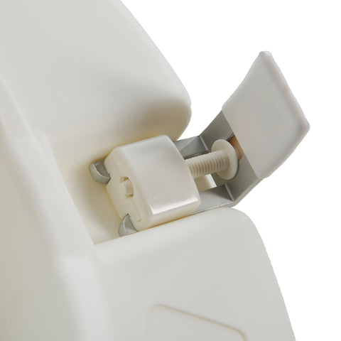 Low Profile Molded Toilet Seat Riser