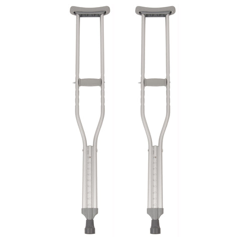 Push-Button Crutches, Adult