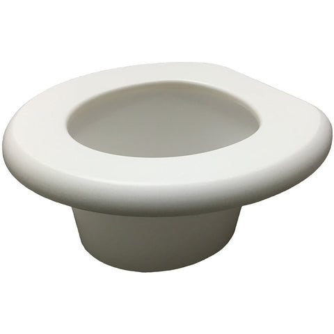 Replacement Toilet Seat and Splash Guard for PCP 7007