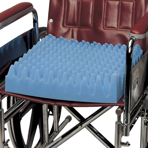 Wheelchair Cushion - Convoluted Foam