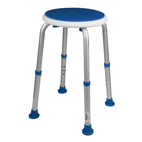 Adjustable Non-Slip Bath Stool