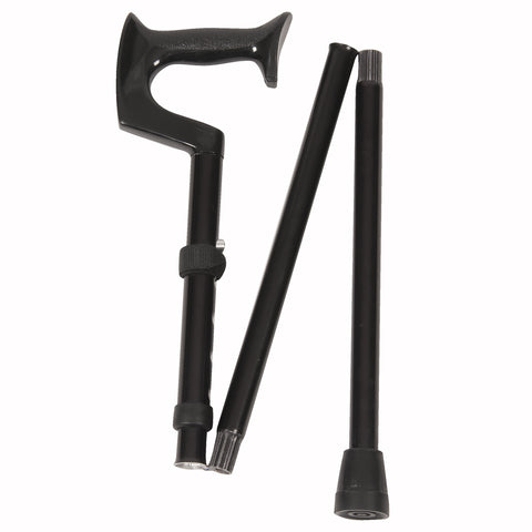 Orthopedic Black Folding Cane