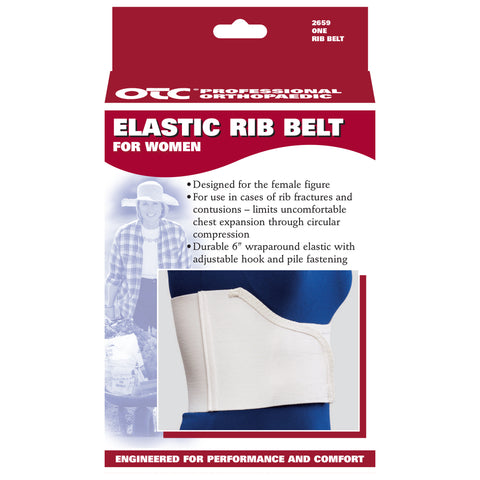 OTC 2659, Rib Belt For Women