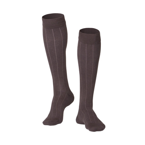 Touch 1010, Men's Knee High Compression Socks, 15-20 mmHg