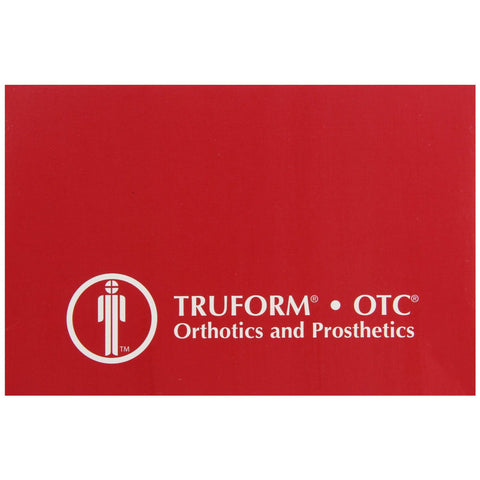 Truform-OTC 0351/R-44, Single Spring Hernia Truss with Inguinal Pad