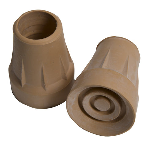 PCP 6099-T, Replacement Crutch Tips (Pair)