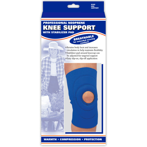 OTC 0309, Neoprene Knee Support - Stabilizer Pad
