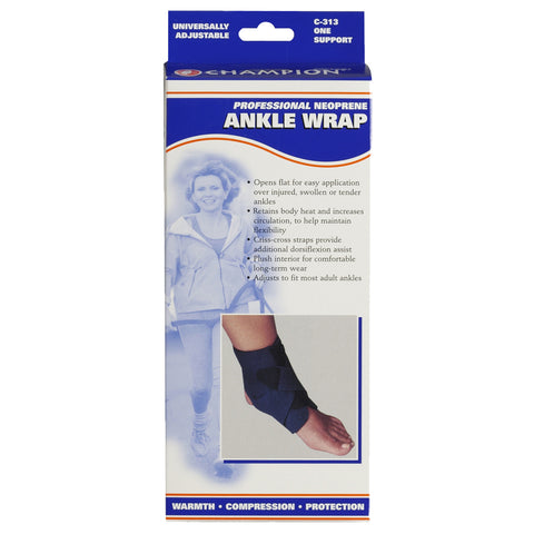 OTC C-313, Neoprene Ankle Wrap
