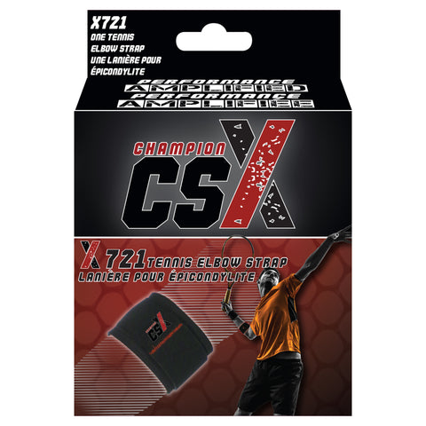 CSX X721, Tennis Elbow Strap