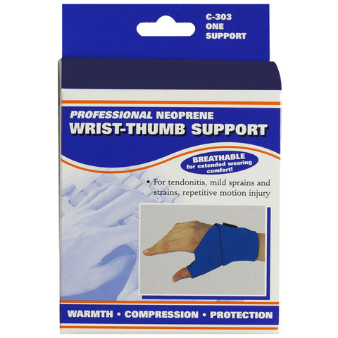 OTC 0303, Neoprene Wrist - Thumb Support