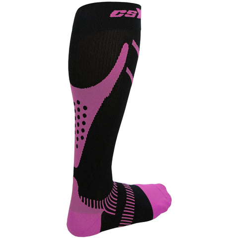 CSX X220, Compression Sport Socks, 20 - 30 mmHg