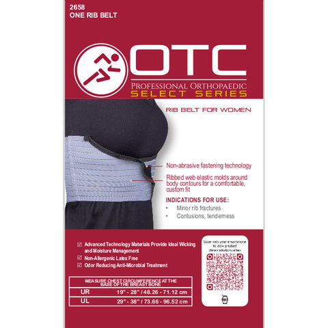 OTC 2658, Select Series Rib Belt For Women