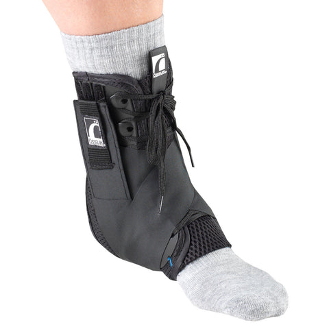 OTC 2376, Ankle Stabilizer with Exoskeleton And Straps