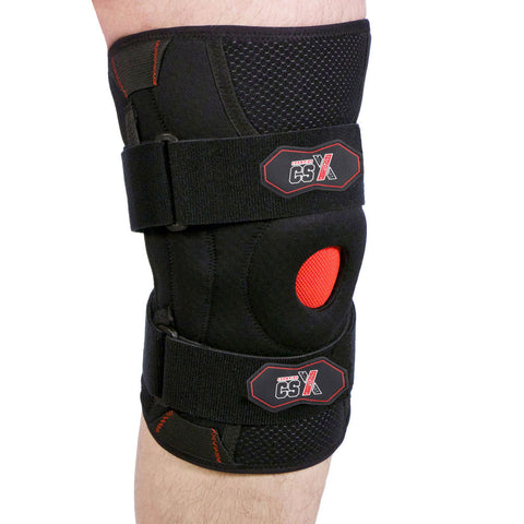 CSX X525, Knee Support with Flexible Side Stabilizers