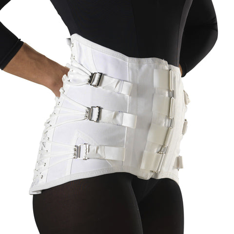 Truform-OTC , Lumbosacral Adjustable Front