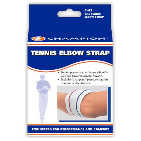 Champion C-43, Tennis Elbow Strap