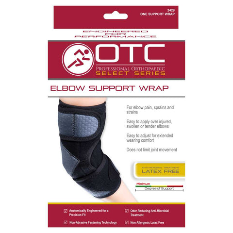 OTC 2429, Select Series Elbow Support Wrap