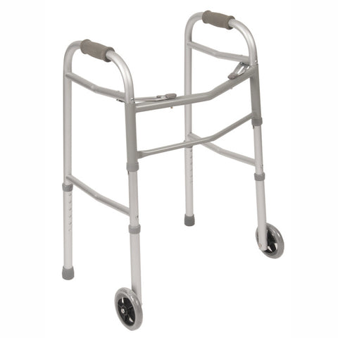 PCP 5050-W, Folding Walker, Mobility Stability Aid (Made in USA)